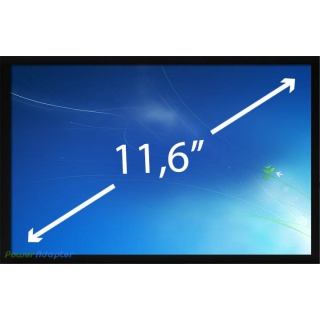 11.6 inch LED Slim 40-PIN Scherm 1366x768 Top-Down Hings