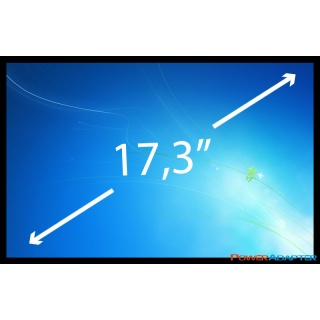 17.3 inch Slim eDP 30-PIN Scherm 1920x1080 Full HD